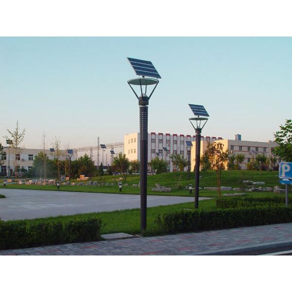 园区道路照明建设