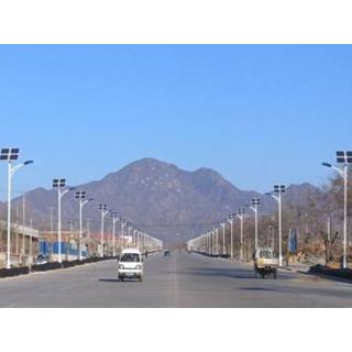 新农村道路照明建设