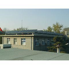 北京中南海行政办公楼(U型管式热水系统)